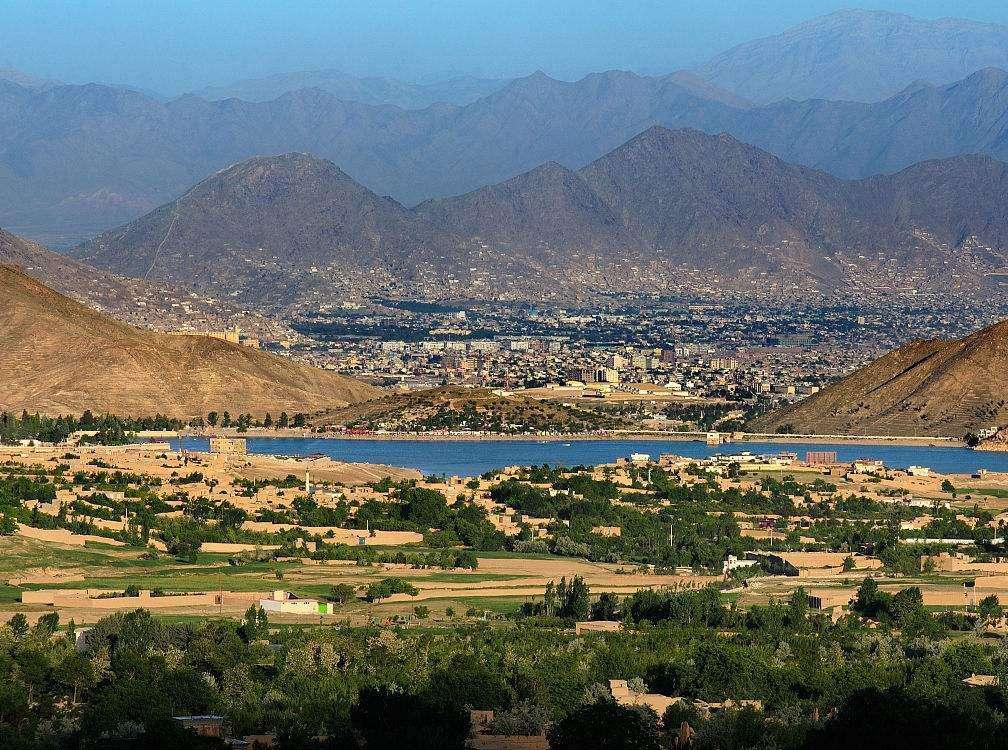 联合国的区块链工具改善阿富汗的城市土地管理流程