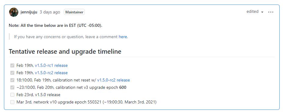 """Filecoin网络升级时间确定,采用""""链下验证""""将带来哪些影响?"""