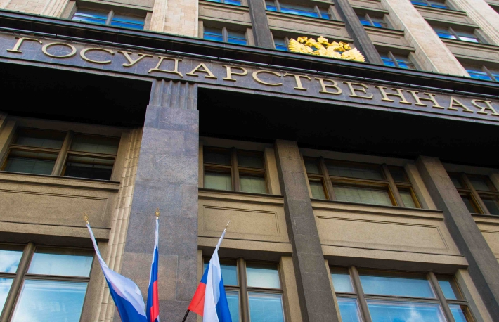 俄罗斯的加密税法案在下议院进行初议