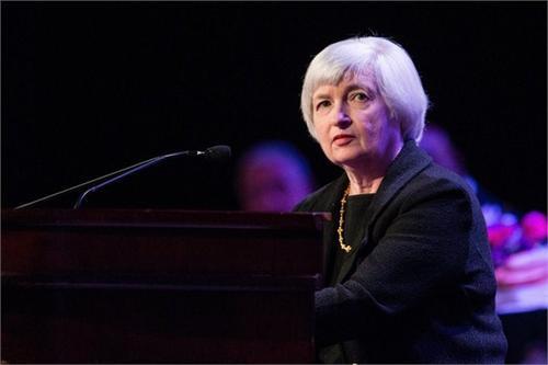 美国财政部长支持美联储发行数字美元的想法