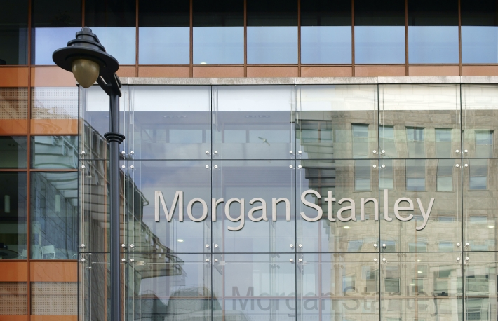 """摩根士丹利认为加密货币将""""步入可投资资产类别"""