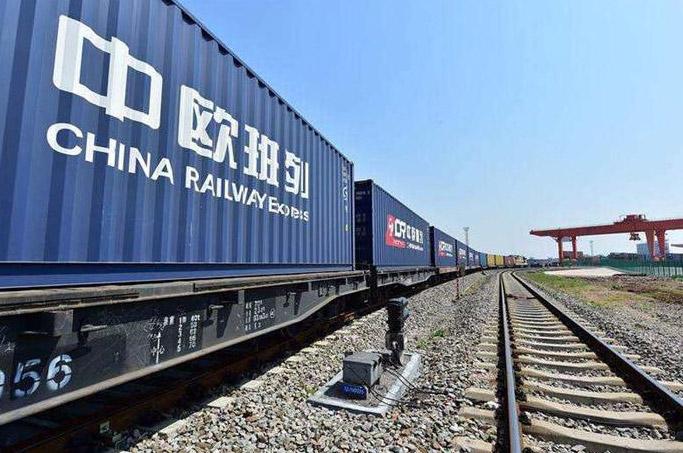 区块链极大推动了中欧铁路贸易的发展