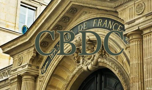 法国银行:1亿欧元数字债券是对CBDC的测试