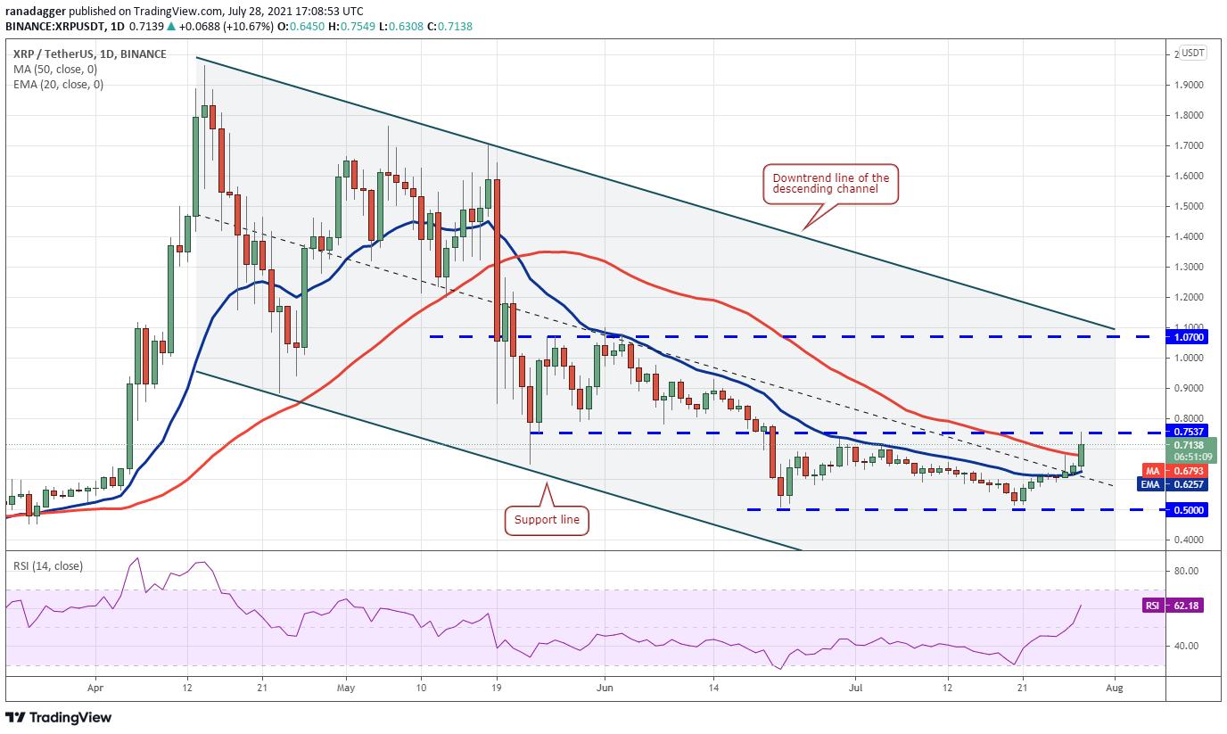 随着机构恢复对比特币的兴趣,比特币的涨势会继续吗?