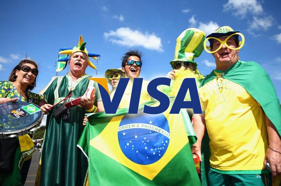 Visa在巴西整合比特币支付