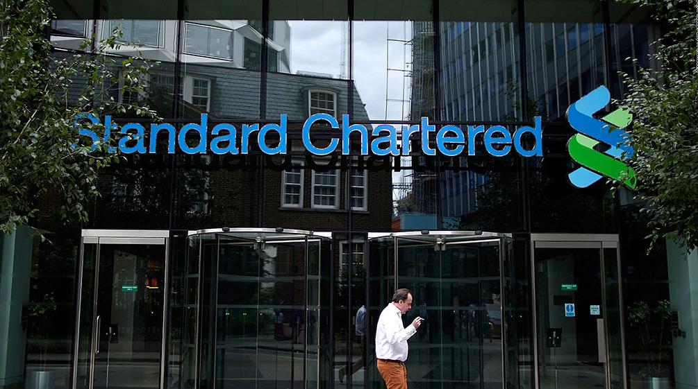 渣打银行和北方信托测试伦敦数字货币