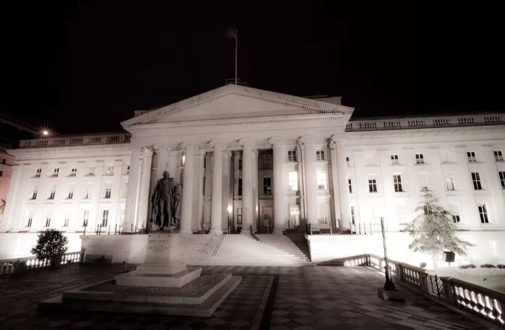 美国财政部首次将加密货币交易所列入黑名单