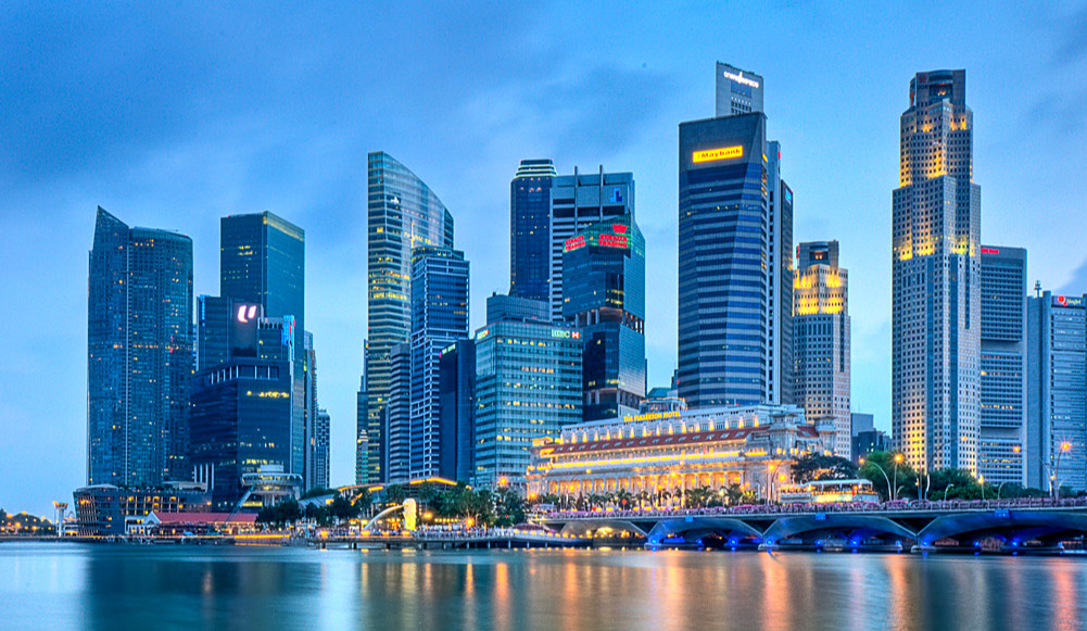 新加坡金融局向星展银行颁发许可证