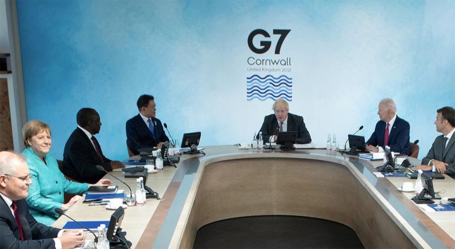 G7会议制定央行数字货币指南