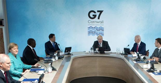 G7會議制定央行數字貨幣指南